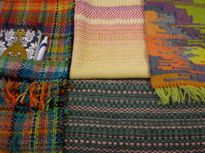Las Arañas Spinning and Weaving Guild - Homepage